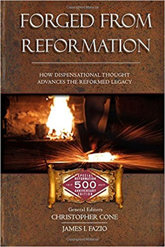 New Book Alert: Dr. Cone and Others Connect the Reformation and Dispensational Thought