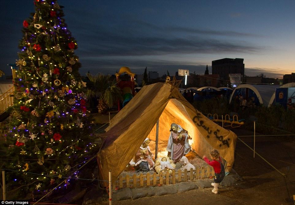 Christmas Devotional # 14: A Refugee Christmas