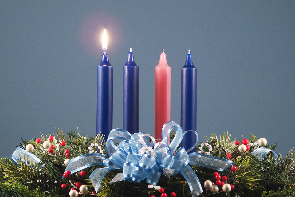 Christmas Devotional # 16: It's Still Advent Season! (or Cure for the Post Holiday Blues)