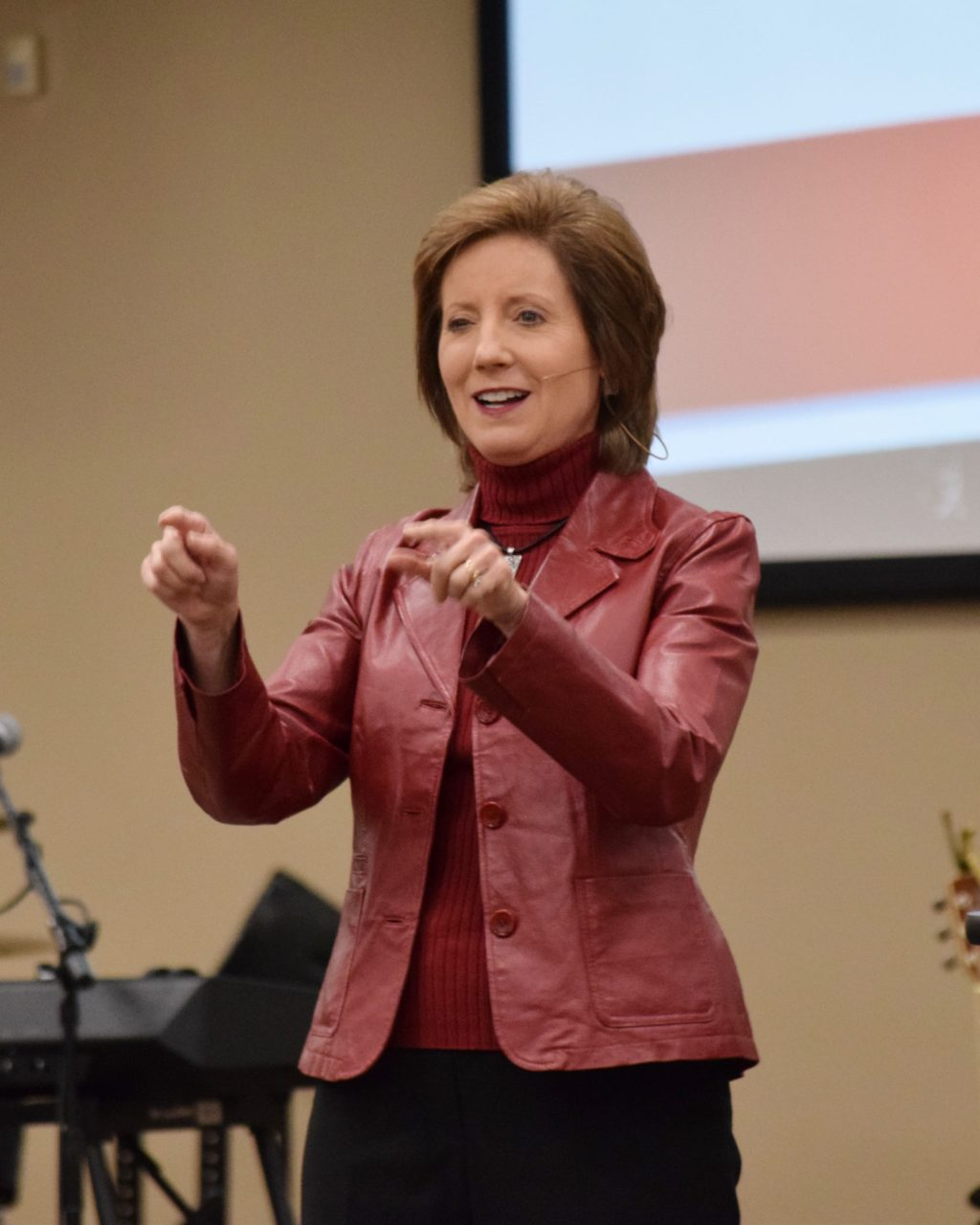 Congresswoman Vicky Hartzler Speaks at Assembly