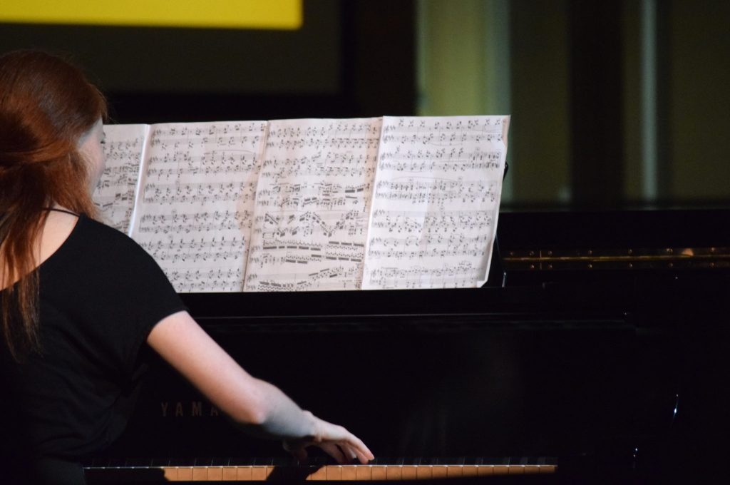 Piano Dedication Concert Celebrates Gift