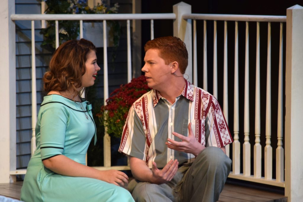 Students Perform in All My Sons