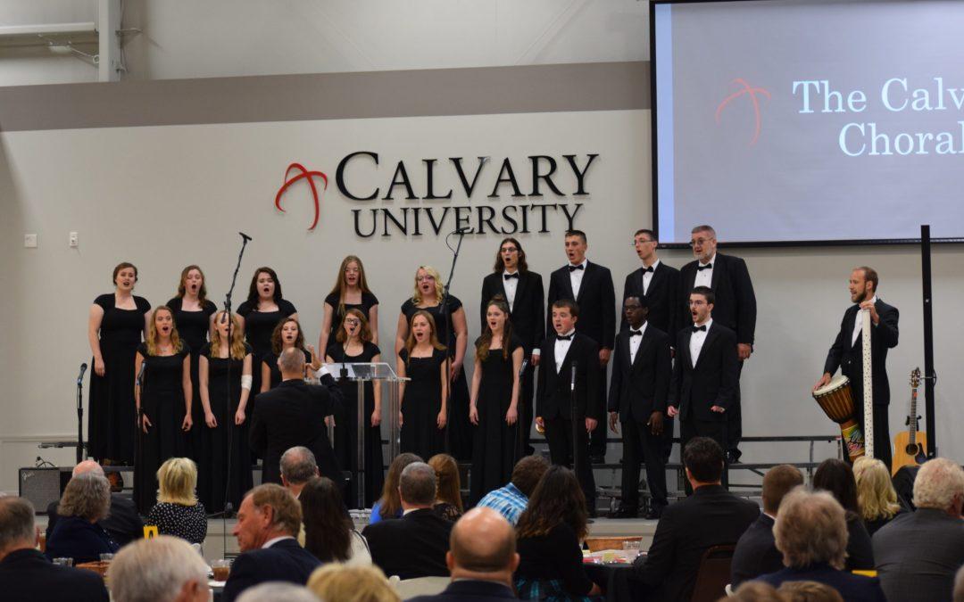 Calvary University Chorale Tour
