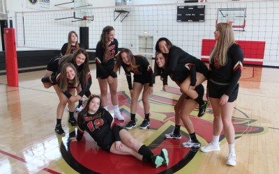 Calvary's Volleyball Team to Host Youth Volleyball Program