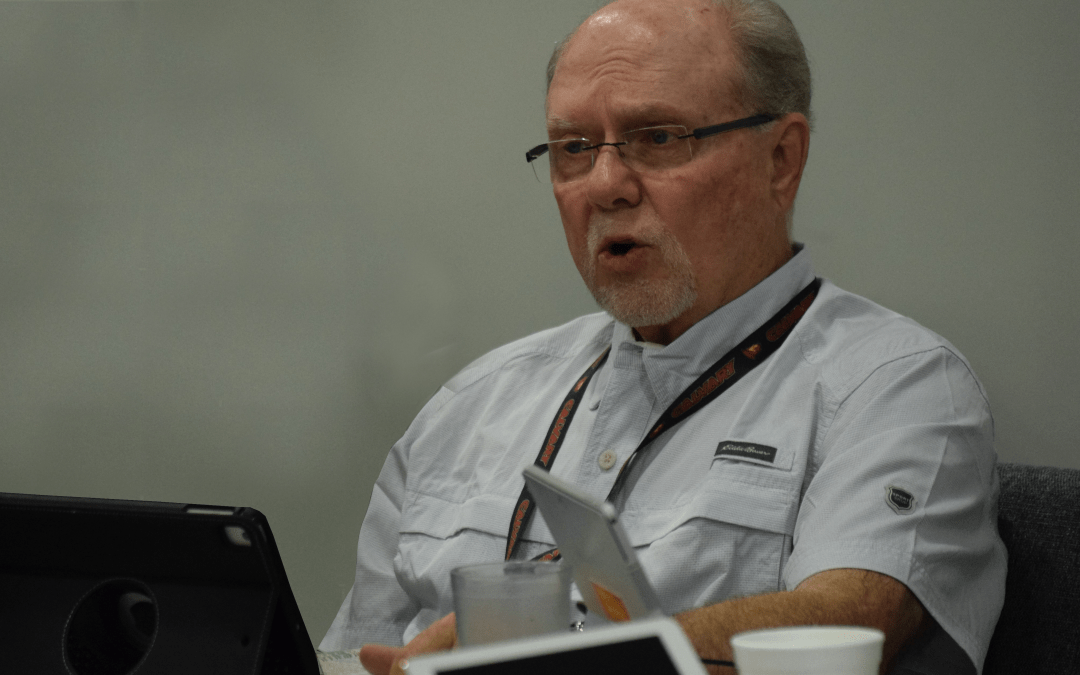 Alumnus Chuck Teagle Using Technology Trends for Ministry