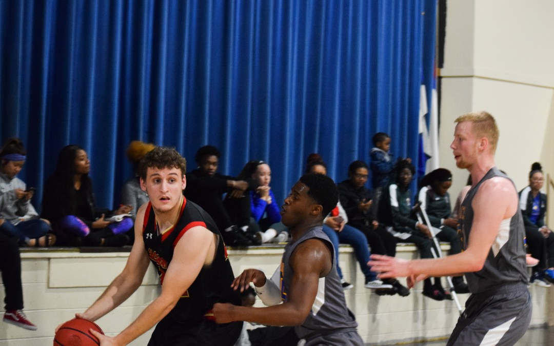 Warriors Earn Road Win Over Dayspring Bible College