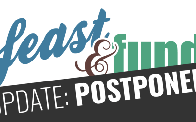 Feast & Fund Rescheduled for August 7; Online Auction Starts Soon