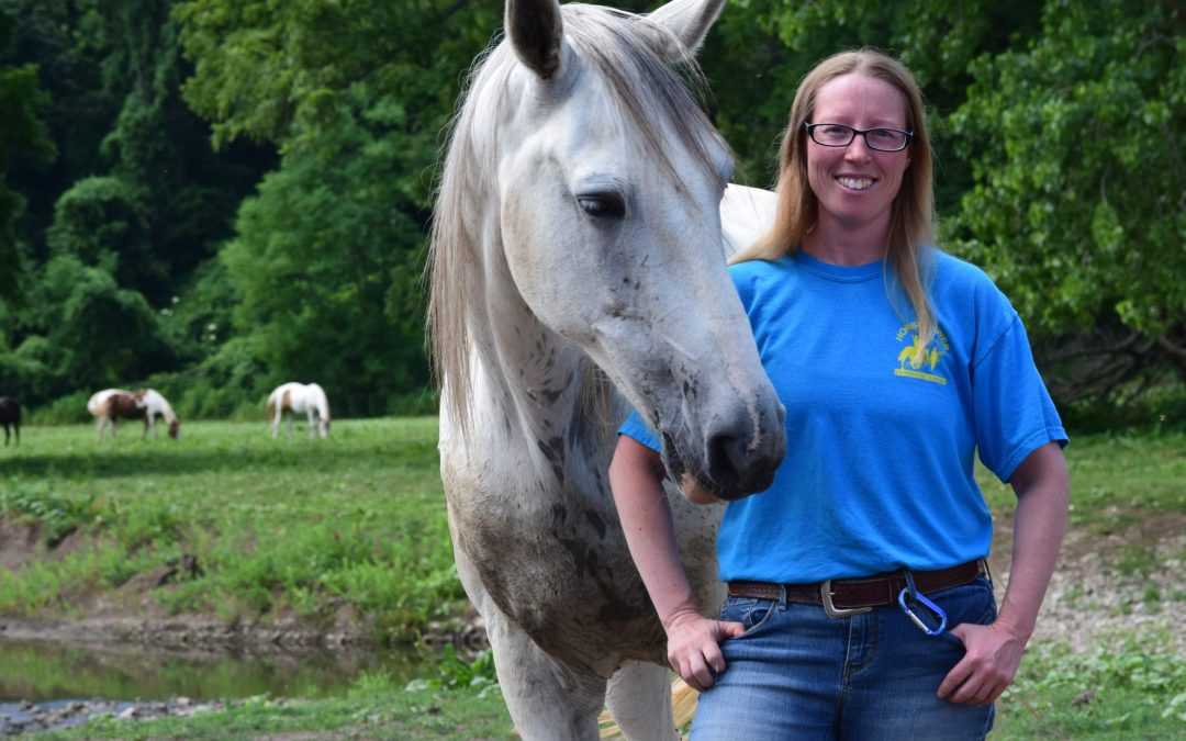 Calvary Grad Serves Youth through Equine Assisted Learning