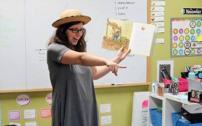 Alumna Alisha Joyce provides holistic education