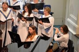 Musicians and Choir