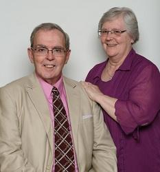 Pastor John and Sister Nancy