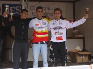 Joris André, 3eme Junior au championnat régional