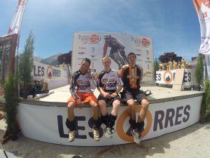 Tony, Benoit, Clément