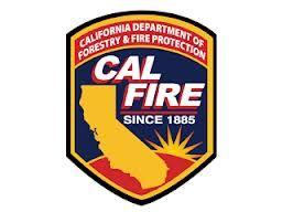 Cal Fire logo - long