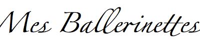 LOGO BALLERINETTES