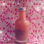 Huile de douche relipidante à la fraise – Relipidante Bath Oil