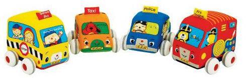 Samochodziki z napędem Ks Kids