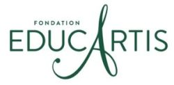 Logo fondation EducArtis Geneve