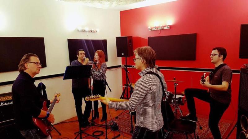 Coaching pour groupes de musique à Paris 1