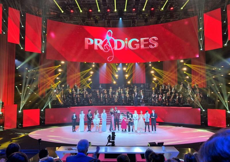Casting de chant gagnant Prodiges 1