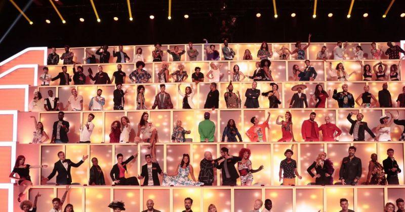 Together - Tous avec moi sur M6 le jury des 100 avec Adeline Toniutti