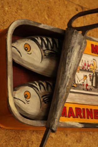 sardines la calypso carnac