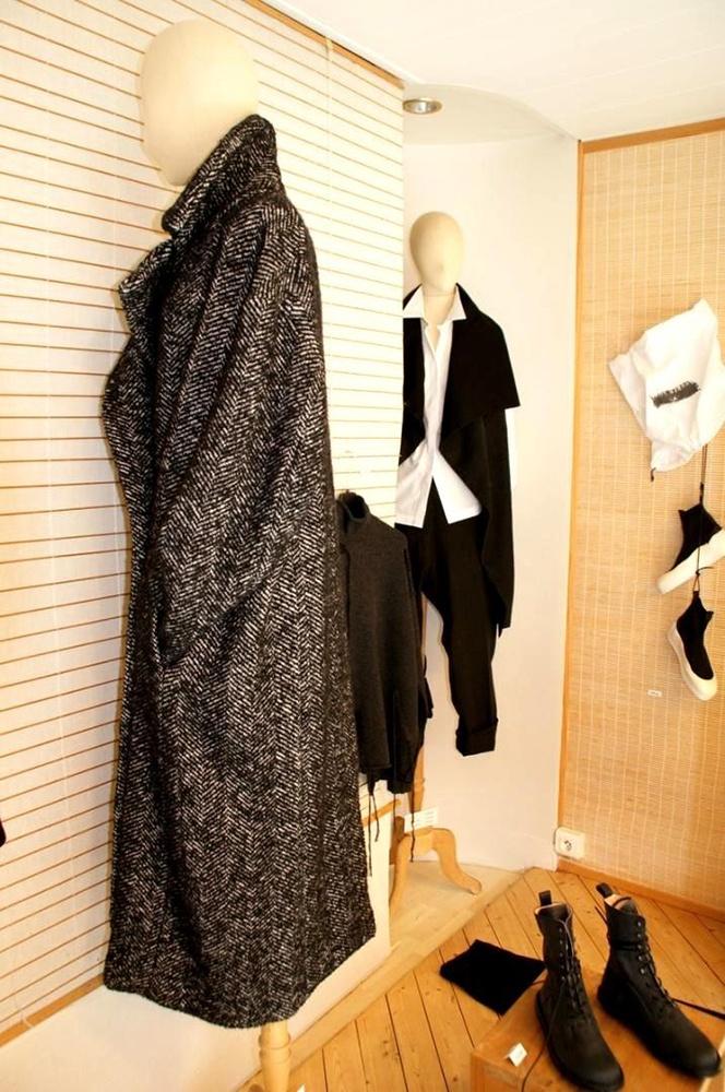 Manteau et ensemble Yvan Grundahl