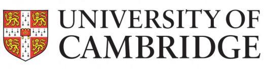 Image result for university of cambridge logo