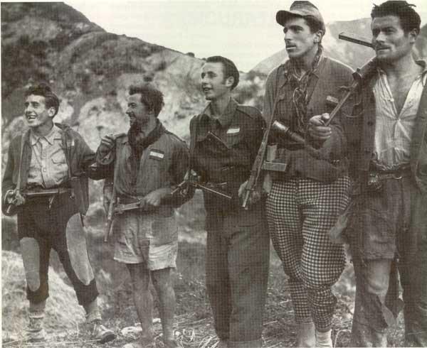 La Banda Corbari