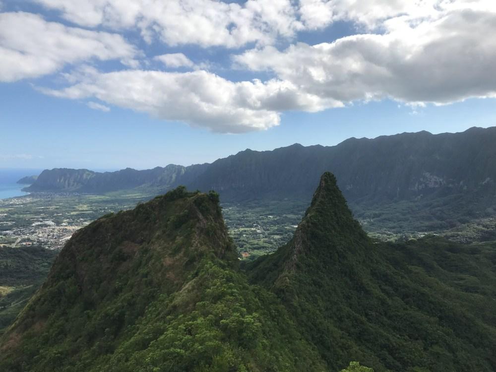 Olomana Hike, 3 peaks - Oahu, Hawaii