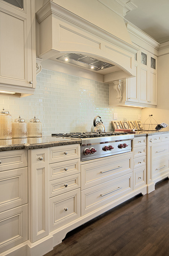 Classic Kitchen Style - White
