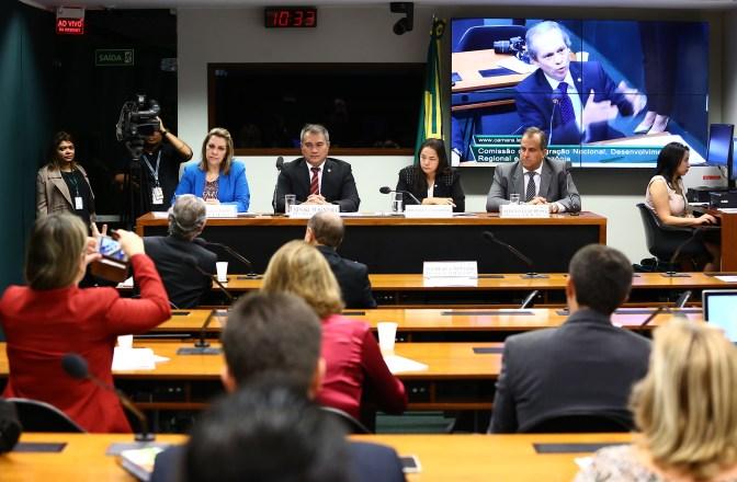 Audiência pública a situação da pesquisa científica na Amazônia