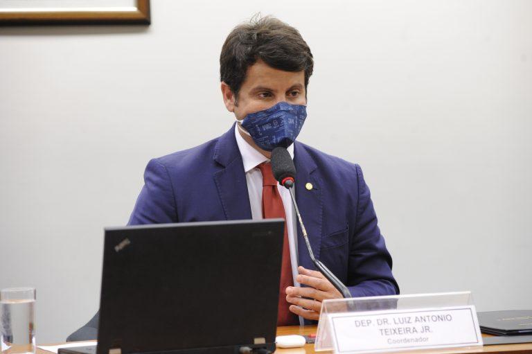 Medicamentos Sedativos - Tabelamento de preços e requisição de estoque. Dep. Dr. Luiz Antonio Teixeira Jr. (PP - RJ)