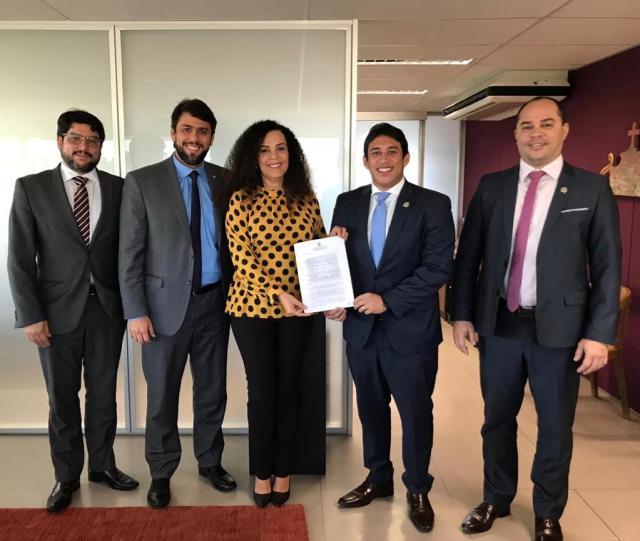 Políticos maranhenses e presidente do Iphan discutiram investimentos para São Luís