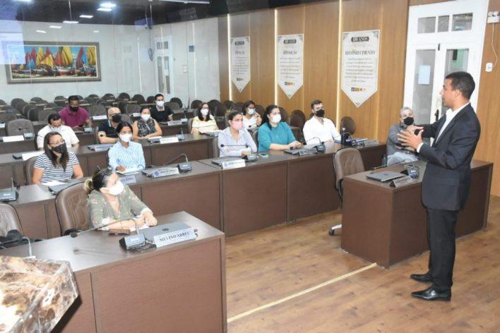 Diversos cursos de capacitação foram oferecidos aos servidores da Casa.