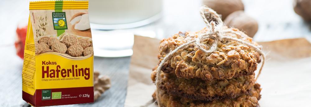 Moara Bohlsener si ai sai biscuiti organici deliciosi