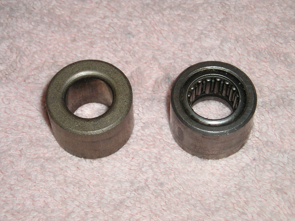 What Are The Difference Between Bearings And Bushings