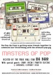 MASTERS OF POP poster v2
