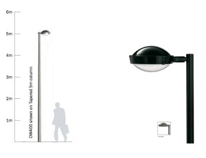 Proposed Lamp Posts for Camberwell Green.