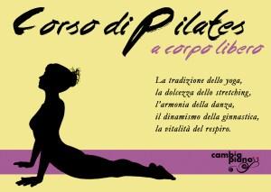 Pilates Matwork con Ginevra @ Ass. Cult. Cambiapiano | Roma | Lazio | Italia