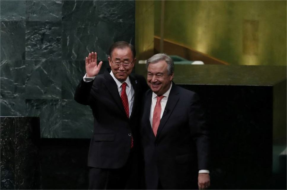 Ban Ki-moon ONU