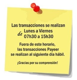 payeer exchange