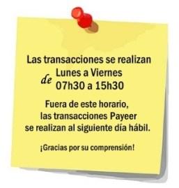 payeer exchange