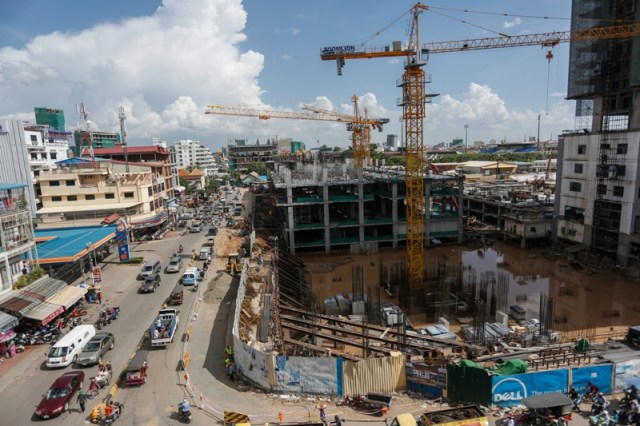 Image result for chinese construction in cambodia