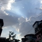 Another Dramatic Sky over Phnom Penh