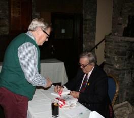 Crickhowell book signing