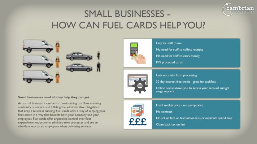 how can fuel cards help small businesses?