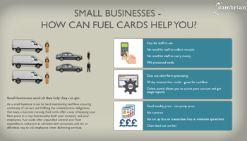 small businesses – how can fuel cards help you?