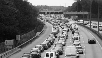 Britains Busiest Roads Revealed