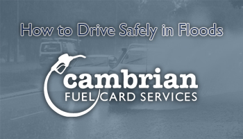 How to Drive Safely in Floods – Infographic